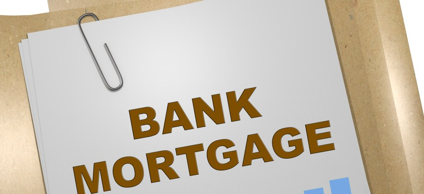 bank mortgage