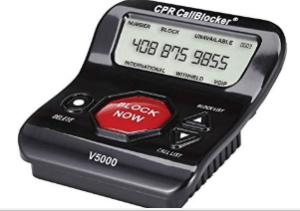 How to stop junk calls on your landline phone = CPR Callblocker