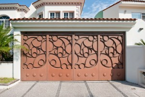 garage door replacement for home remodeling project