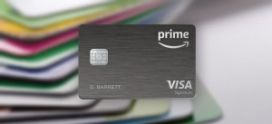 Amazon Rewards credit card