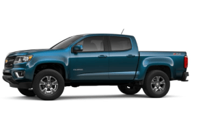 best American-made cars of 2019 - Chevrolet Colorado