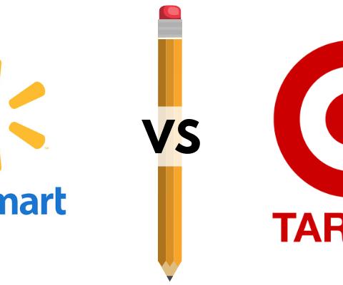 Walmart vs. Target: Back to School prices