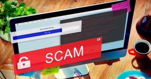 Beware of work-from-home scams
