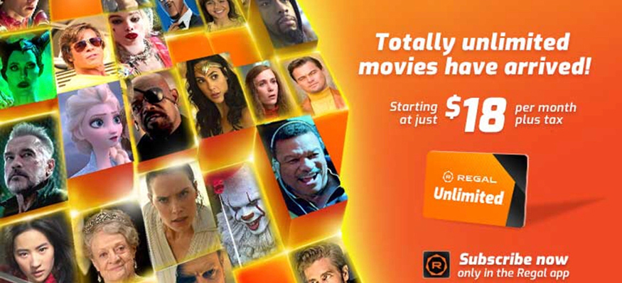 Regal Cinemas movie ticket subscription plan: Everything you need to know