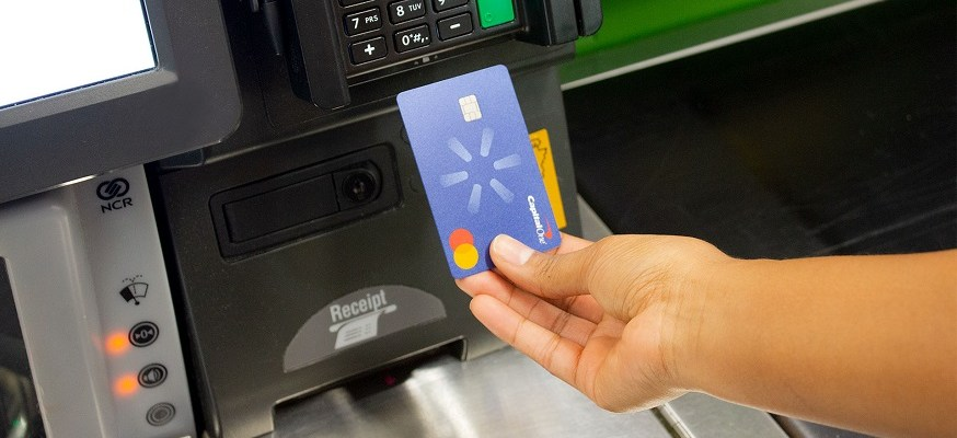 Capital One Walmart card