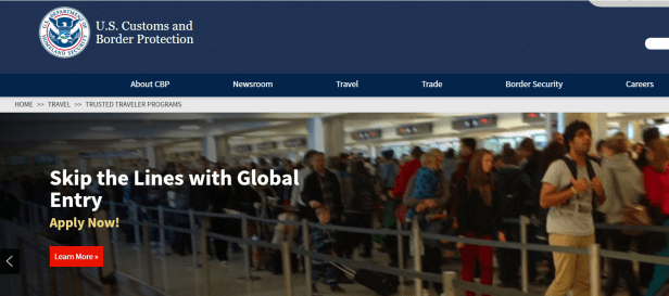global entry info