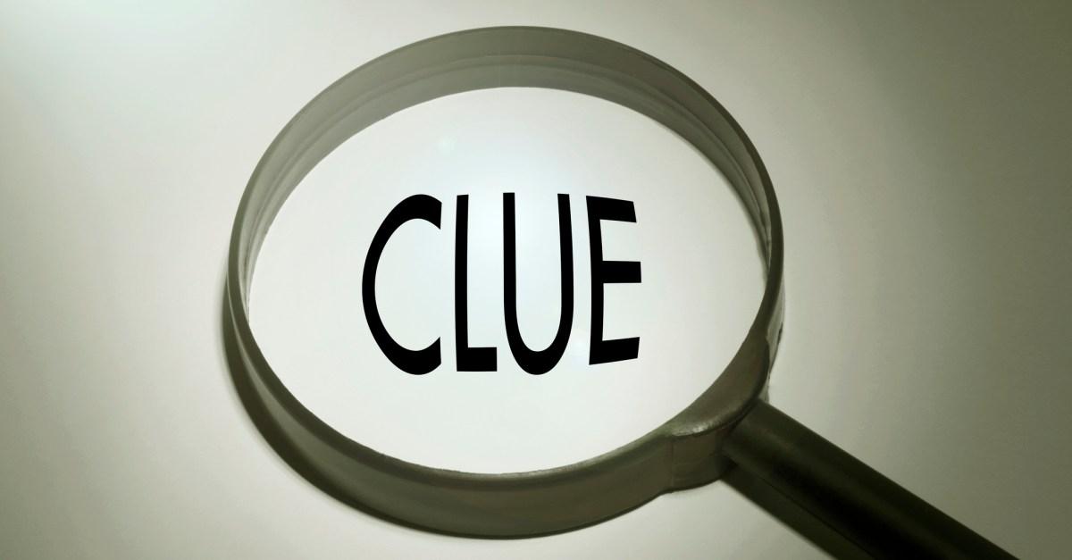 C.L.U.E. report LexisNexis dispute with magnifying glass