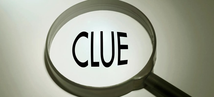 C.L.U.E. report LexisNexis dispute with magnifying glass