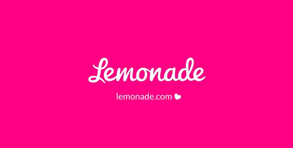 Lemonade Insurance screenshot