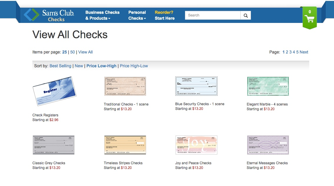 1 Scene The Bradford Exchange Blue Safety Top Tear Printed Personal Checks in A Basic Blue Design Order Checks Cheap and Easy 2 Boxes Duplicates//200 Checks