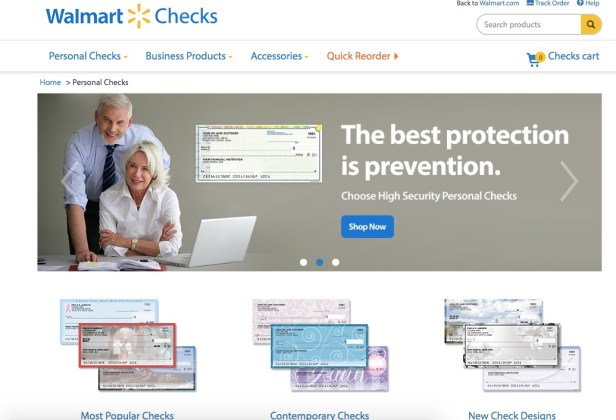 cheap checks online free shipping and handling