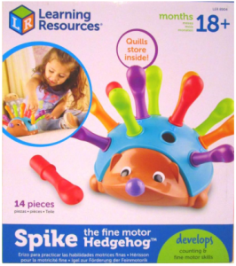 worst toys of 2019 - Spike the Hedgehog