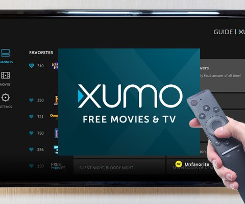 Xumo is a free on-demand streaming service