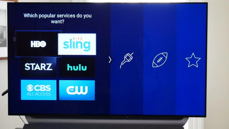 Choose Amazon Fire TV Stick channels to show on the home screen.