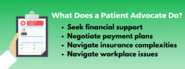 What Does a Patient Advocate Do?