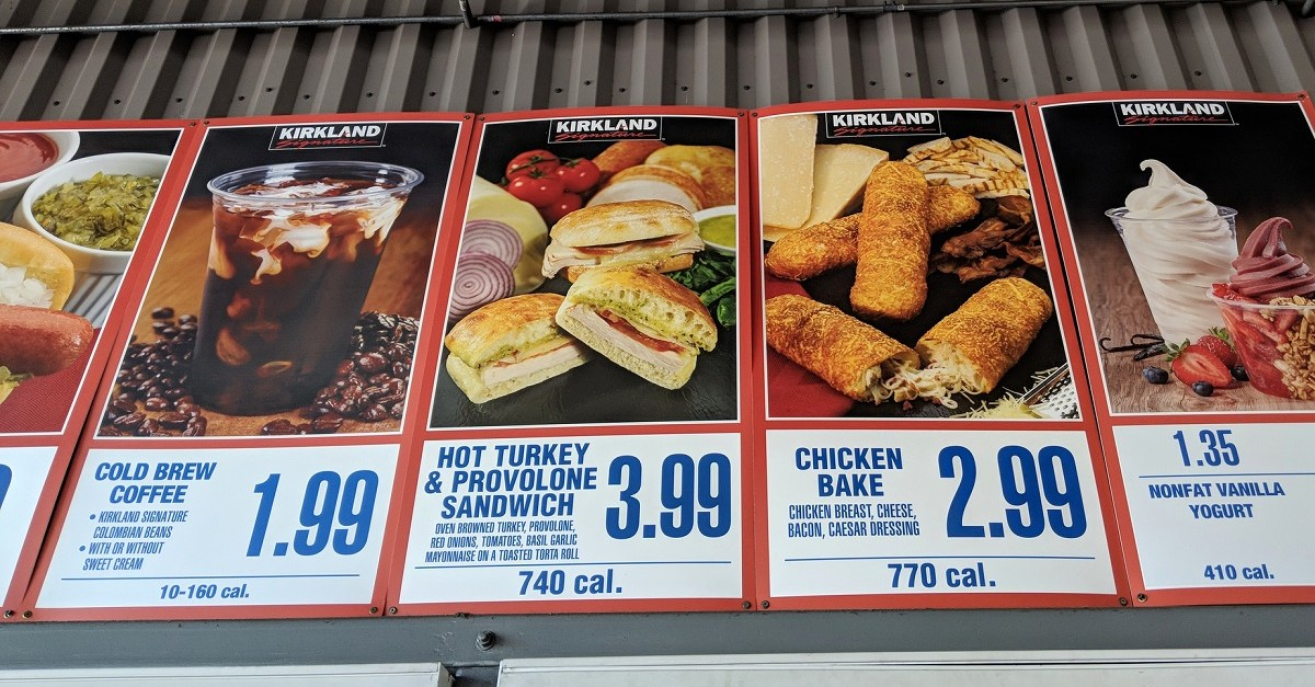 Big Change Is Coming to the Costco Food Court Next Month