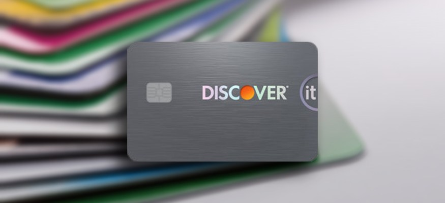 The Discover it credit card offers 5% cash back on rotating categories.