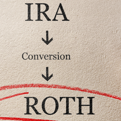 Roth IRA conversion
