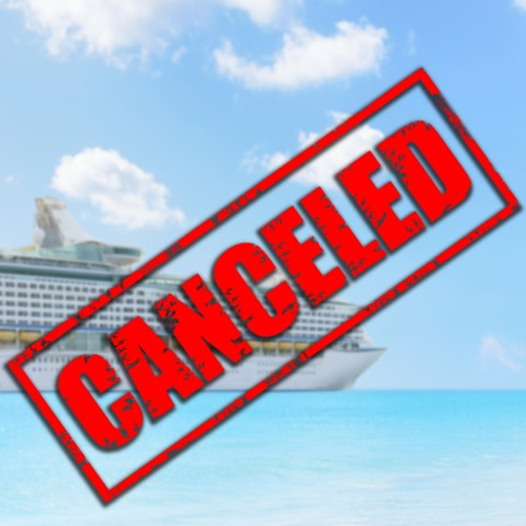 Canceled cruise