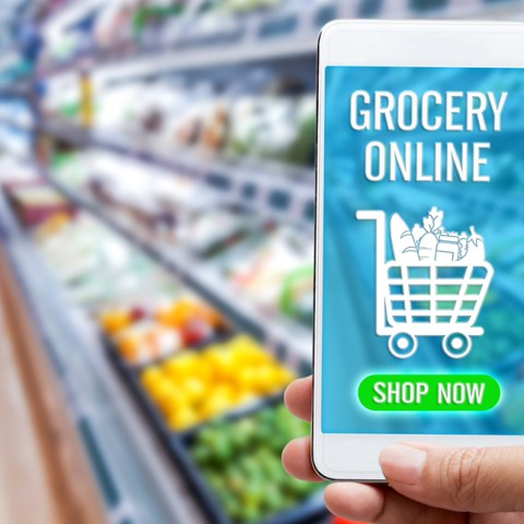 How to Save Money When Online Grocery Shopping