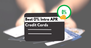 Introductory 0% APR offers are a great way to save money on big purchases.