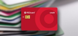 Target gives 5% cash back to RedCard members.