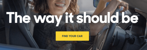 CarMax Find Your Car