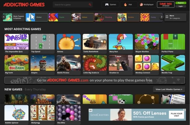 10 Of The Best Websites For Free Online Games Clark Howard