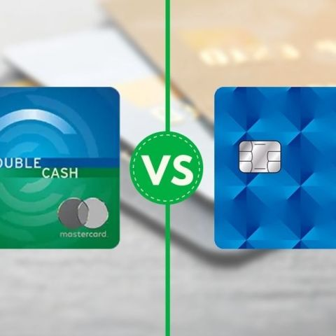 PayPal Cashback Mastercard and Citi Double Cash are two of of the top cash back credit cards.