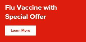 Flu shot offer at Giant Food