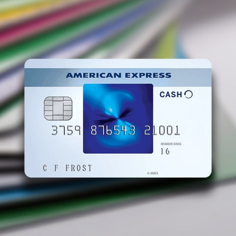 The Blue Cash Everyday Card from American Express