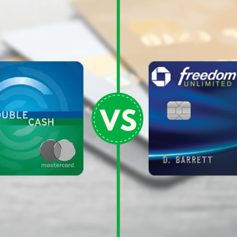 The Citi Double Cash and Chase Freedom Unlimited are popular cash back credit cards.