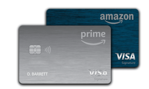 Amazon Rewards Card