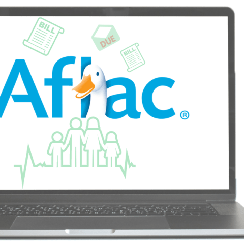 Aflac focuses on supplemental life insurance.