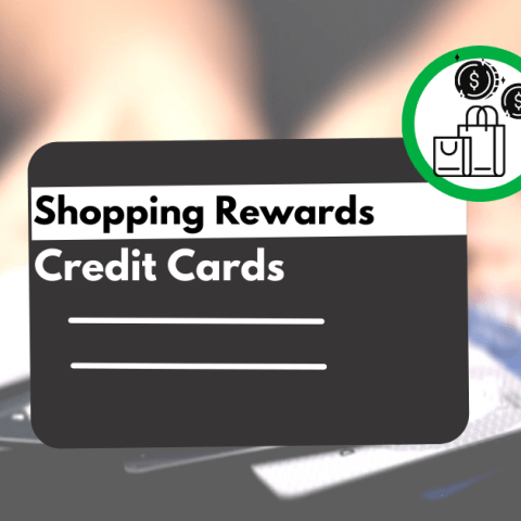 The best shopping rewards credit cards