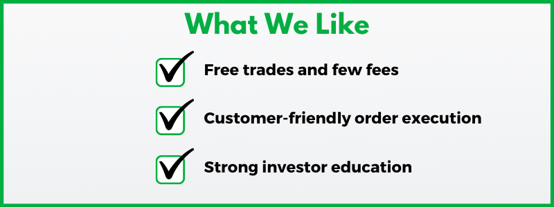 Our Fidelity review uncovered an investment company that offers free trades, low fees and excels at investor education.