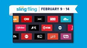 Sling TV's Sling Fling