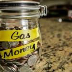 cheap gas money
