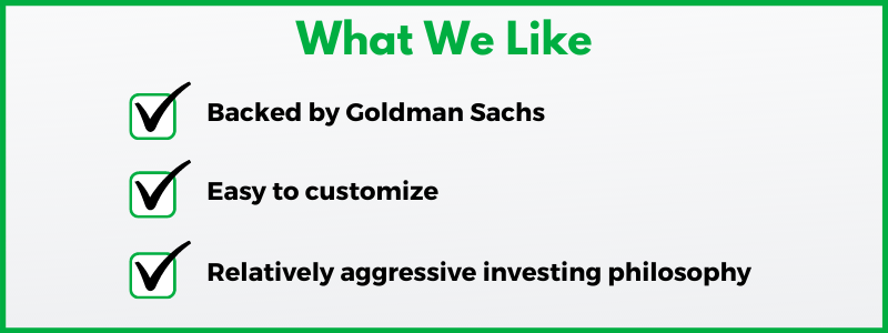 Marcus Invest review: The pros of Goldman Sachs' new robo-advisor service.