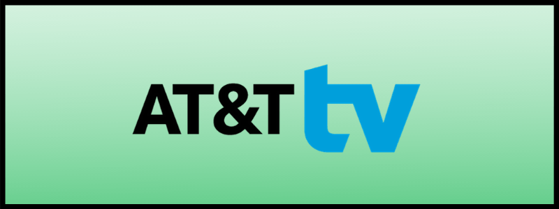 AT&T TV streaming service