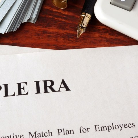 A SIMPLE IRA is a workplace retirement plan for small businesses that is more restrictive than a solo 401(k) or a SEP IRA.