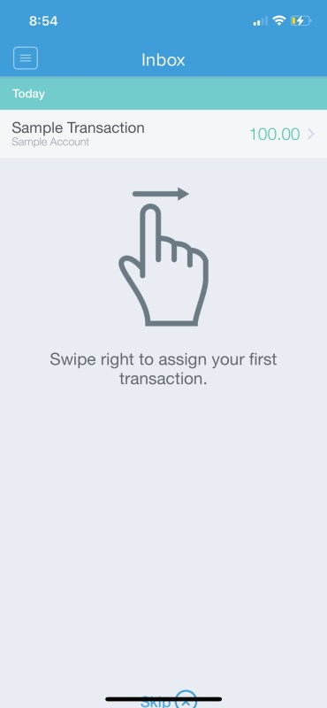 Categorizing transactions to fit in your envelope budget