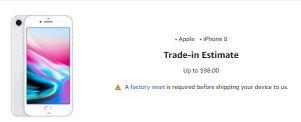 Amazon phone trade-in