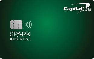 Capital One Spark Business Cash Plus card