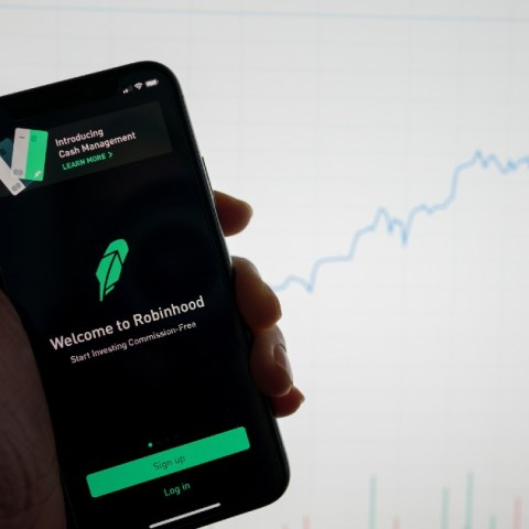Robinhood's stock price soared dramatically less than a week after the fintech company announced its IPO.