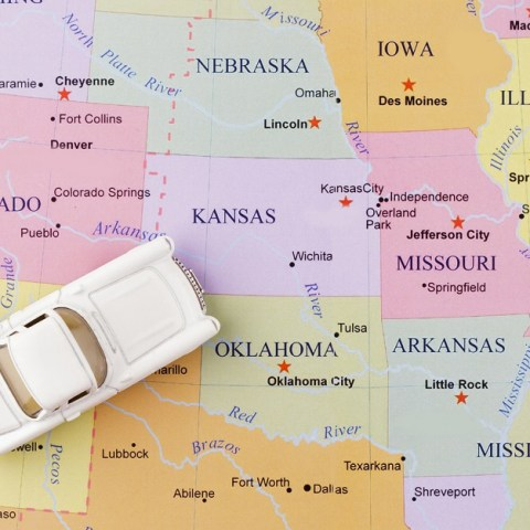 Used car map