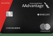 AAdvantage® Aviator® Red World Elite Mastercard®