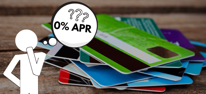 The Best 0% APR Credit Cards Right Now