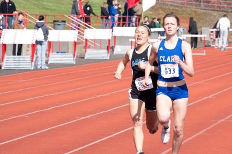 Clark College Track