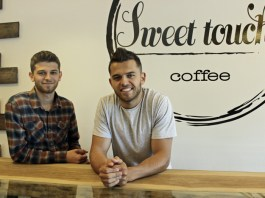 sweet touch bakery cafe
